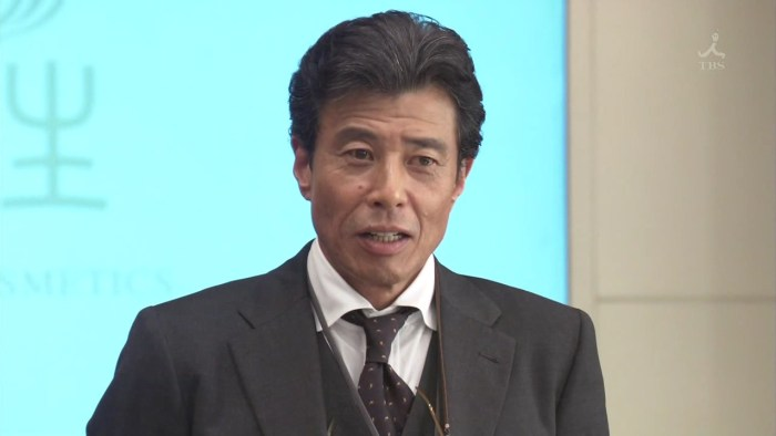 Papa to Musume no Nanokan Tachi Hiroshi Aragaki Yui Kato Shigeaki