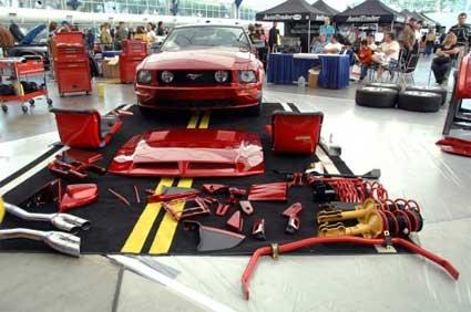 Auto de Vin Diesel