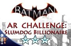 Batman-Arkham-Knight-Slumdog-Billionaire-3-STARS-Batmobile-Combat-AR-Challenge