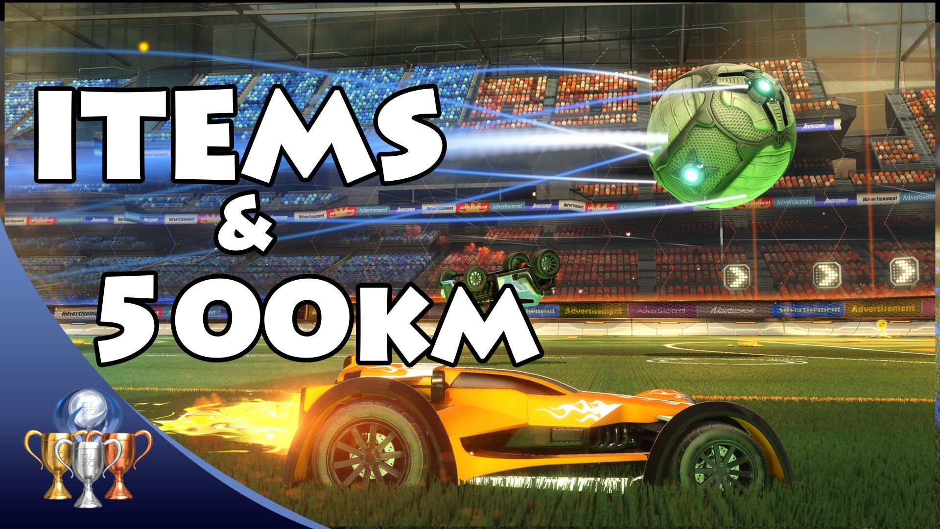 rocket league u2013 all 165 items stocked and driving 500km far