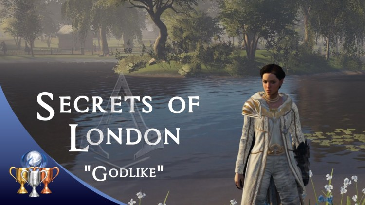 Assassin S Creed Syndicate Godlike Trophy Achievement Secrets Of