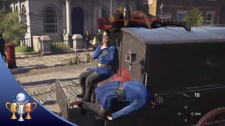 Assassin's Creed Syndicate – Hijacking Police Carriages – You Wouldn't Steal A Policeman's Helmet