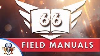 battlefield 1 all 66 field manual locations collectibles codex rh ps4trophiesgaming com field manual 1-06 field manual 19-40