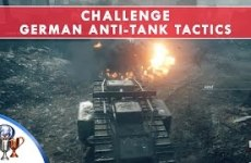 Battlefield-1-Codex-Challenge-German-Anti-Tank-Tactics-Destroy-all-Field-Guns-in-Over-the-Top