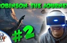 Robinson-The-Journey-PSVR-Tar-Pits-Walkthrough-Platinum-Lets-Play-PART-2