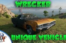 Watch-Dogs-2-Unique-Vehicle-Location-Wrecker-How-to-Find-The-Wrecker-Rare-Car
