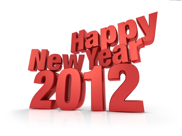Animated Happy New Year 2012. .Free Happy New Year Clip Art