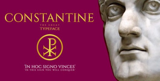 CONSTANTINE Font - Free Download