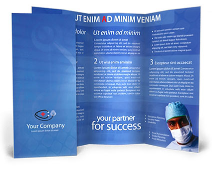 Doctor Brochure Template