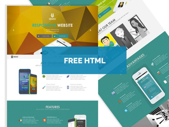 Ophiuchus - Free HTML5 and CSS3 Responsive Website Template