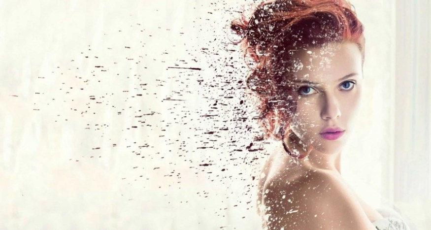 Dispersion Effect with Photoshop