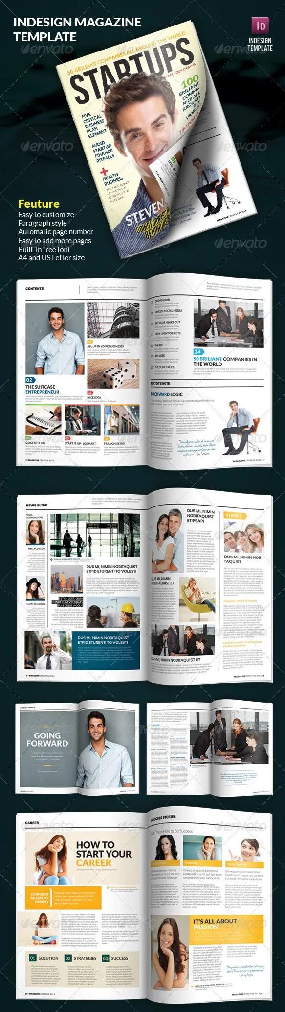55  best magazine templates