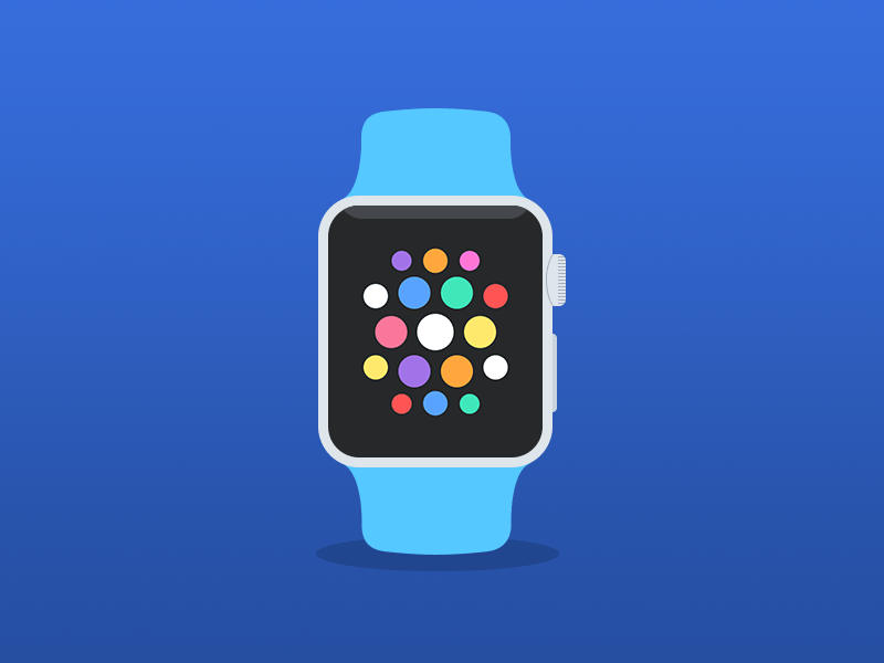 Apple watch freebie