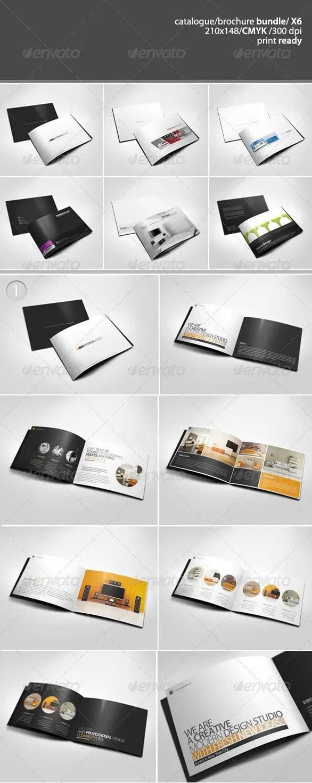 A5 Catalogue / Brochure Bundle