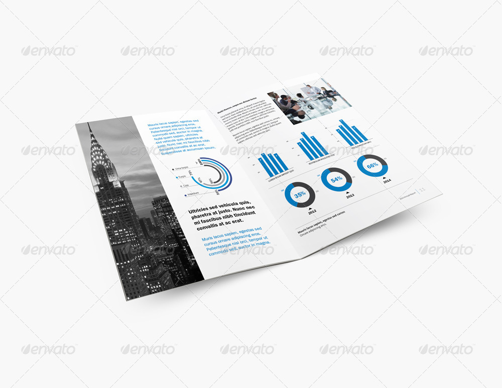 Annual Reports Templates Vosvetenet – Corporate Report Template