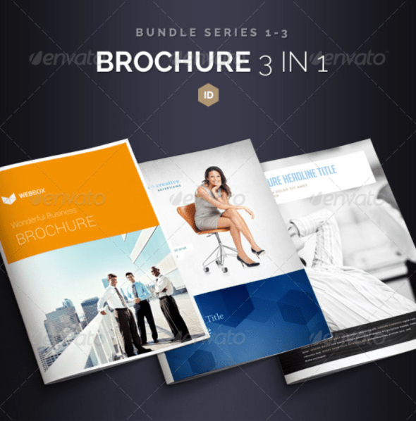 Brochure Bundle 20 Pages