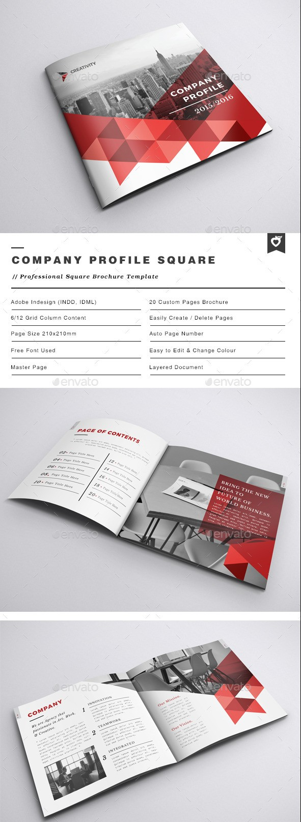 65 print ready brochure templates free psd indesign ai for Adobe indesign brochure template