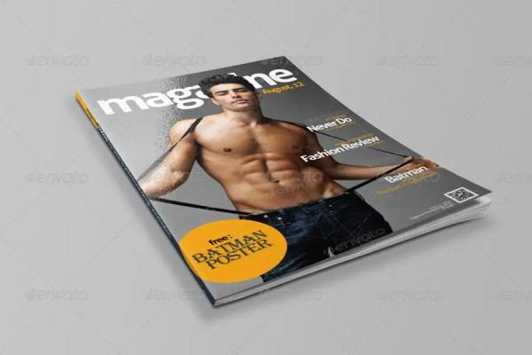 Magazine Mockups