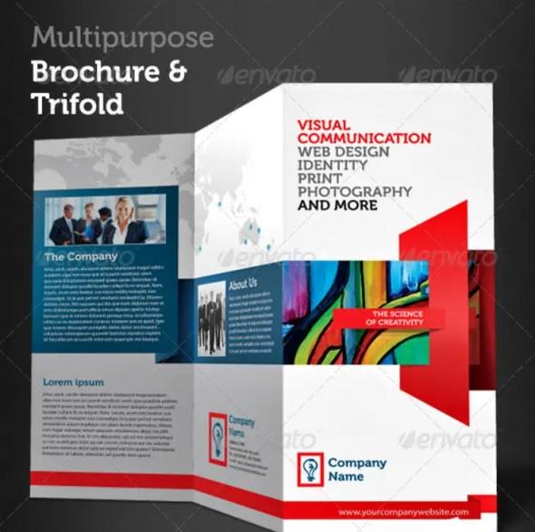 Multipurpose Bi-Fold and Tri-Fold Brochures
