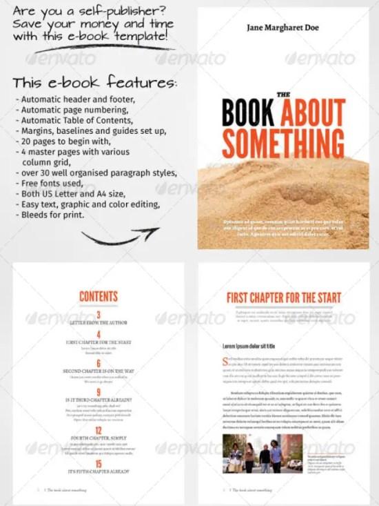 E-book Template 4