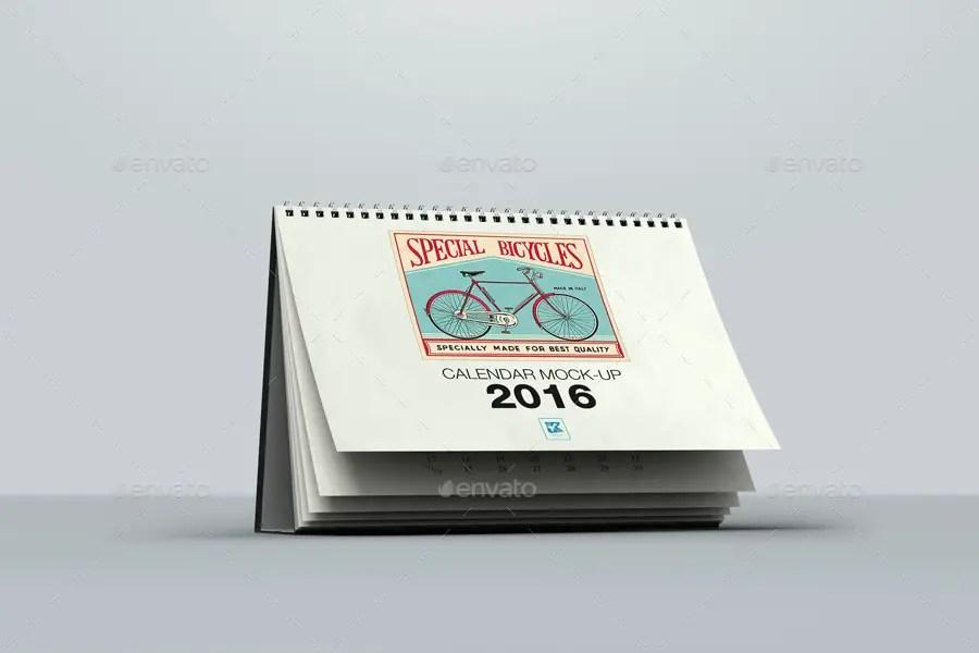 22+ PSD Calendar Mockup Templates - Free & Premium Download ...