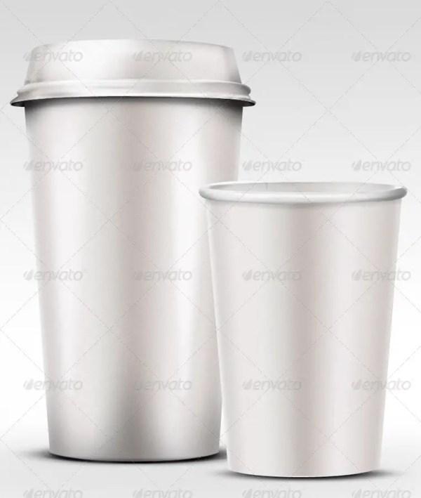 Coffee Cup Mockups #1