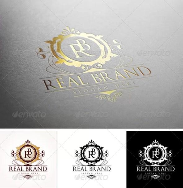 RealBrand Logo Template