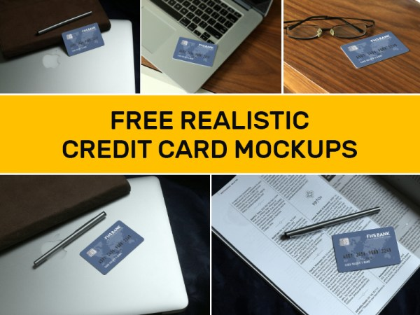 21+ Best Credit Card Mockup PSD - Free and Premium Download ...