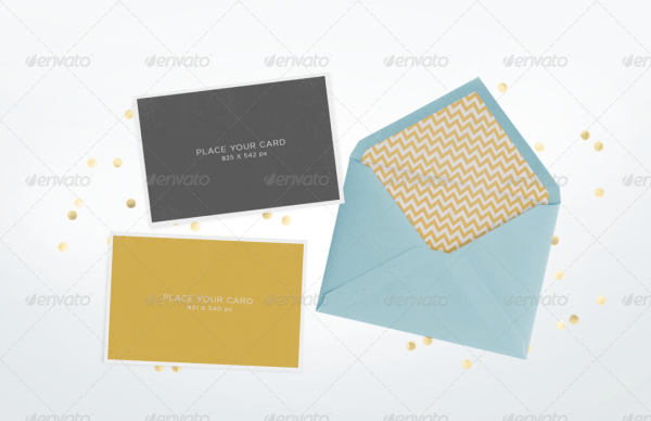 Greeting Cards MockUp