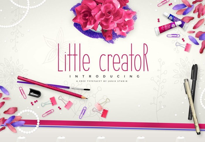 Little Creator