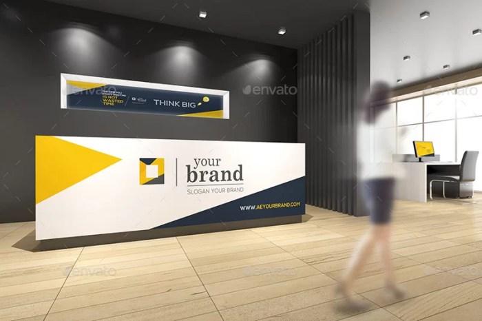 Office Branding Mockups V4