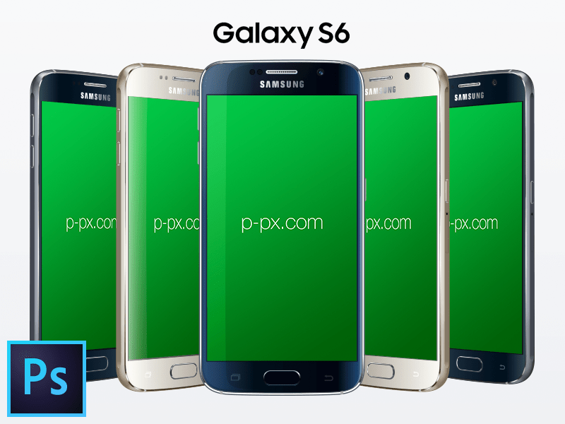 11 free samsung galaxy phones and tablets mockups psd