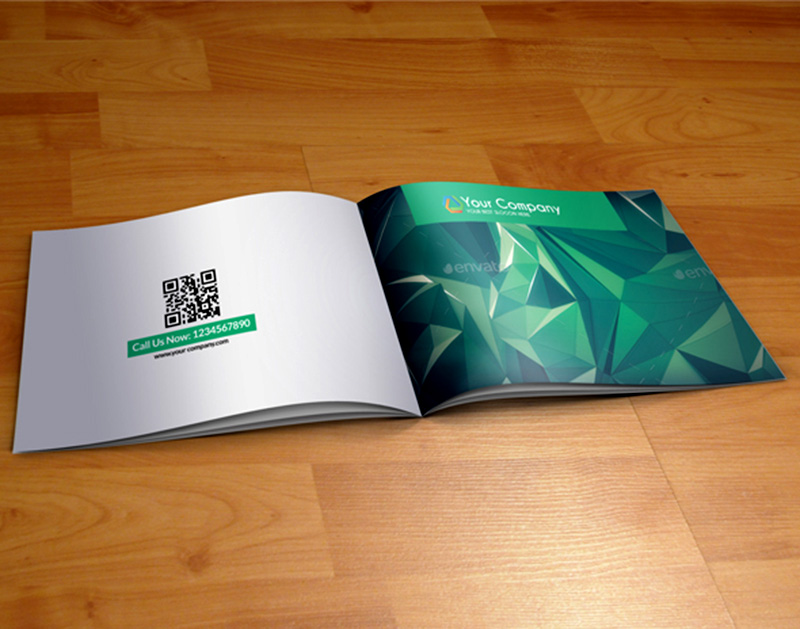 best free Square and Business Flyers Mockups