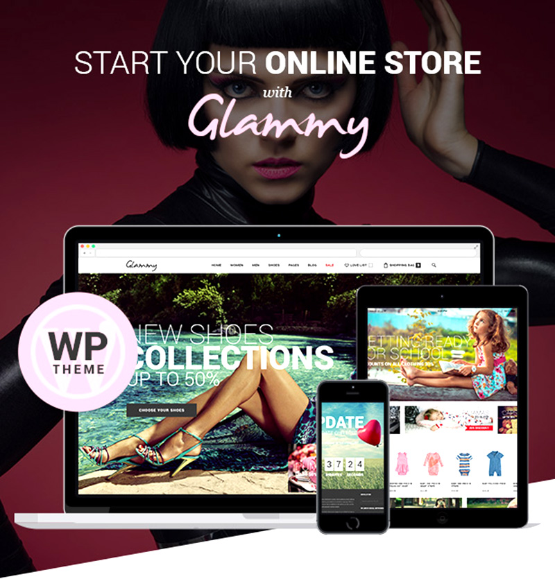 modern premium woocommerce ecommerce wordpress themes