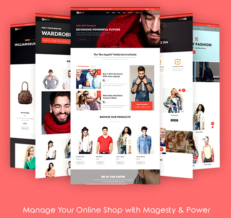 best ever premium wordpress eCommerce theme
