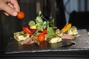 Ny meny på Le Bistro,  Mercure Hotels franskinspirerade restaurang.