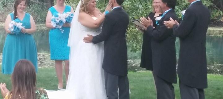 Grosse Isle Wedding