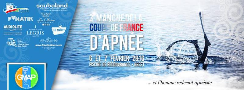 Live 3 me coupe de france ffessm d apn e 2016 brest for Piscine recouvrance
