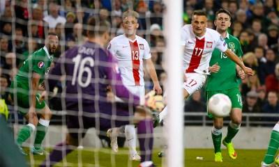 Ireland - Poland Peszko Goal 03 2015