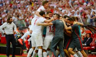 Poland celebrate 1