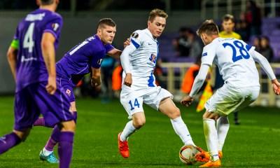 Fiorentina - Lech 10 22 2015