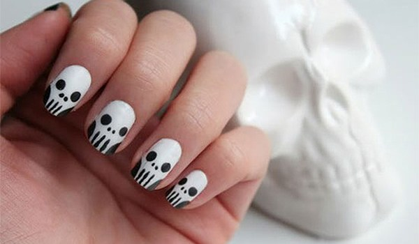 Scary nails are scary. Psoriatic nails are terrifying.