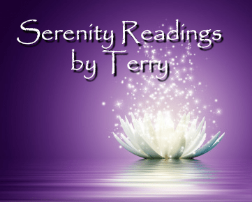 Serenity Readings by Terry