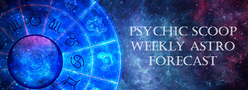 Weekly Astrology Forecast -- Jun 18, 2017 - Jun 24, 2017: