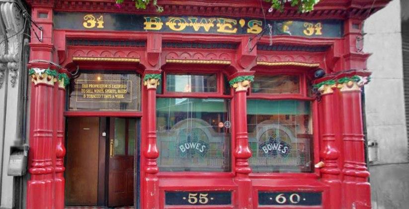 Bowes Lounge Dublin