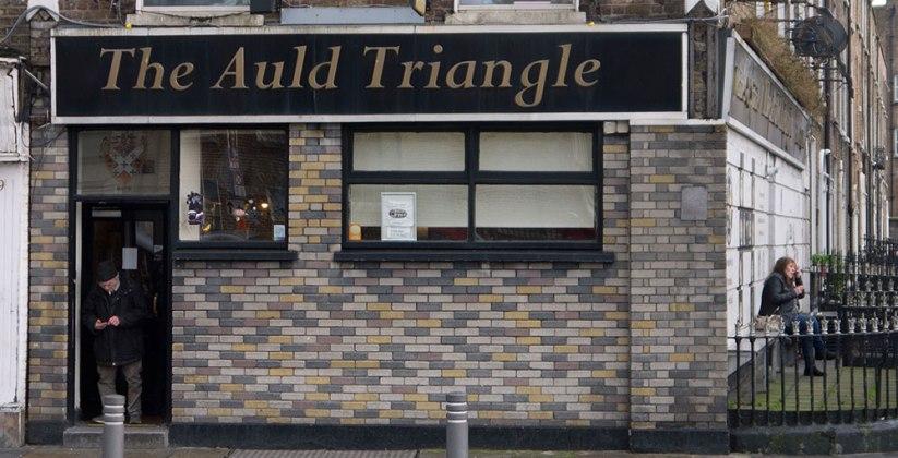 The Auld Triangle Dublin