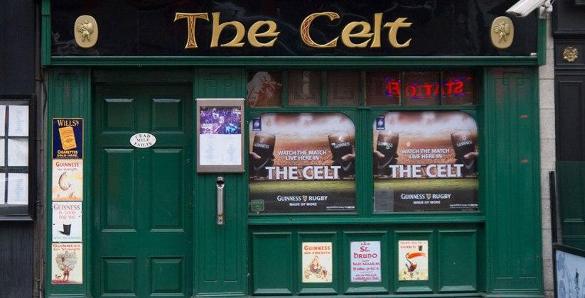 The Celt, Talbot st., Dublin