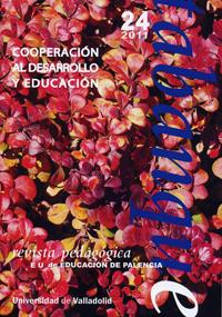 TABANQUE. REVISTA PEDAGÓGICA 24 (2011) - COOPERACIÓN AL DESARROLLO Y EDUCACIÓN