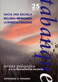TABANQUE. REVISTA PEDAGÓGICA 25 (2012)-HACIA UNA ESCUELA INCLUSIVA. REPENSANDO LA INTERCULTURALIDAD