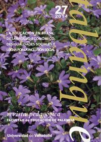 TABANQUE. REVISTA PEDAGÓGICA 27 (2014). LA EDUCACIÓN EN BRASIL: DESARROLLO ECONÓMICO, DESIGUALDADES SOCIALES Y LUCHA POR LA INCLUSIÓN SOCIAL